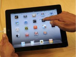 The new iPad 2.