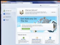 Screenshot fromf Firefox 4.