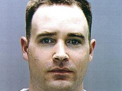 This undated booking file photo released by the Philadelphia Police Department shows Jeffrey Marsalis, who is serving two lengthy sentences for sexually assaulting several women, some he met on a dating website.