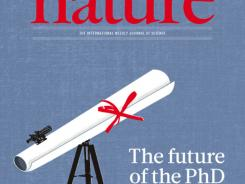 The April 21, 2011edition of the British science journal Nature includes a look at the Ph.D. process.