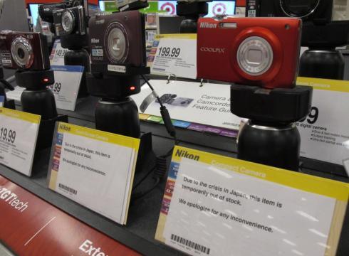 SLR cameras in short supply after Japan quake - USATODAY.com