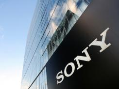 Sony headquarters in Tokyo.