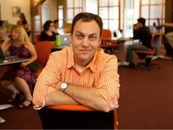 Jeremy Neuner, co-founder of NextSpace.