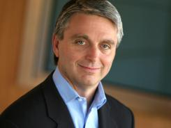 Electronic Arts CEO John Riccitiello.