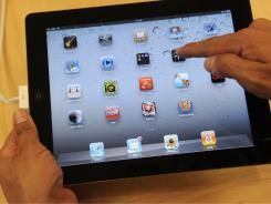 The iPad 2.
