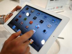 While grads may want a tablet computer, such as the iPad 2, the device cannot replace a laptop, only complement it.