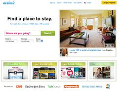 Airbnb says it has about 80,000 listings.