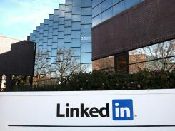 LinkedIn said in January that it was planning an IPO.