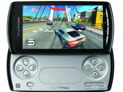 The Xperia Play.