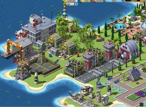 zynga games farmville