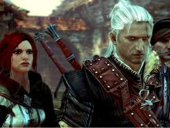 """The Witcher 2: Assassins of Kings"" is an action-heavy role-playing game for Windows PCs."