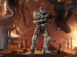 Franchise player Master Chief returns in 2012 in 'Halo 4,' the first installment in a trilogy of the Xbox space saga.
