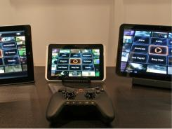 OnLive's service running on the iPad, HTC Flyer and Motorola Xoom tablets.