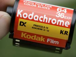 A roll of Kodachrome 64.