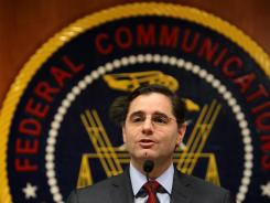 Julius Genachowski, chairman of the Federal Communications Commission.