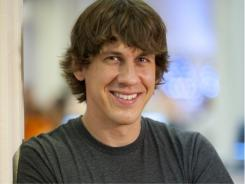 Foursquare CEO Dennis Crowley.