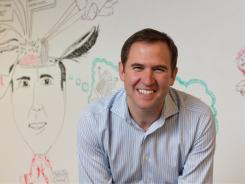 """The space you work in is a reflection of the kind of company you are,"" says Brad Garlinghouse, AOL's president of the Applications and Commerce Group."
