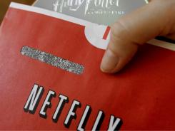 Netflix customers who ant DVDs only will get a price break.