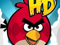 'Angry Birds HD' is one of the best-selling paid iPad apps.