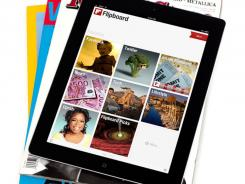 AOL's new iPad app will be similar to Flipboard.