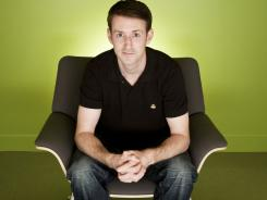 Matt MacInnis is founder and CEO of e-textbook company Inkling.