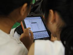 College students can use technology to get the most out of their education.