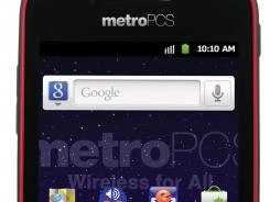 The Samsung Admire from MetroPCS.