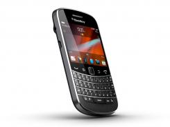 This BlackBerry Bold 9900/9930 is the thinnest of the new BlackBerry phones.