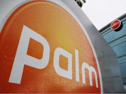 Palm headquarters in Sunnyvale, Calif.