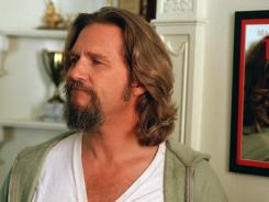 Jeff Bridges in a scene from the 'The Big Lebowski.'