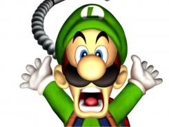 Due out in 2012, 'Luigi's Mansion 2' will be in 3-D for the Nintendo 3DS.