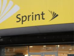 Sprint is the third-largest cellphone company in the U.S.
