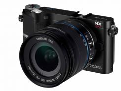 The Samsung NX200 follows on the heels of the NX100 and improves on its predecessor in a number of ways.