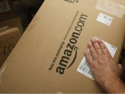 Calif. lawmakers approve a compromise bill that delays the state's effort to force online retailers, such as Amazon.com, to collect the state's sales taxes.