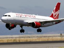 Virgin America customers beginning next year will be able to use a new in-flight entertainment feature to download video and audio files via Wi-Fi connectivity to personal electronic devices.