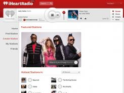 The new  iHeartRadio.