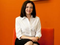 Facebook chief operating officer Sheryl Sandberg says every small business should be using the social network.