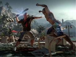 Be prepared to spill a lot of blood in the gruesomely fun horror game 'Dead Island.'