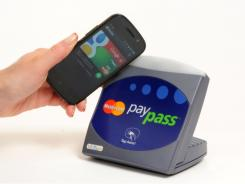 Google has released its Google Wallet app, initially on the Sprint Nexus S 4G smartphone.