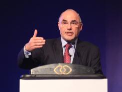 HP CEO Leo Apotheker.