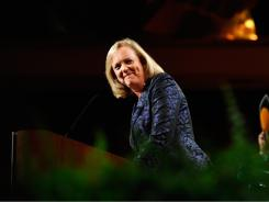 Meg Whitman is the new HP CEO.