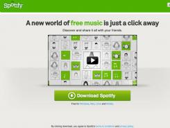 Spotify is just one of the music services available on Facebook.
