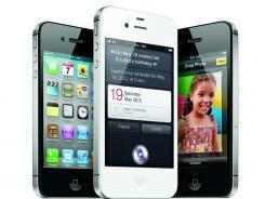 Improved features on Apple's new iPhone 4S include an 8-megapixel camera that will perform better in low light.