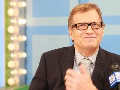Drew Carey says he likes to run with an  iPod Nano.