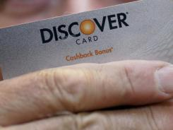 Discover struck a cash-back deal with Amazon.