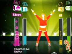 Get into the groove with 'Just Dance 3' for Xbox 360, PlayStation 3 and Nintendo Wii.