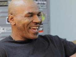 Former heavyweight boxing champ Mike Tyson likes to jog with an iPod Nano.