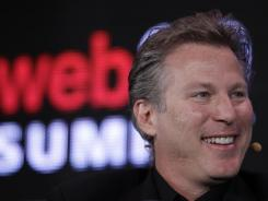 Ross Levinsohn, Yahoo's executive vice president of Americas, speaks at the Web. 2.0 Summit in San Francisco.