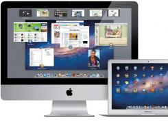 Mac OS X Lion is the latest operating system for Apple computers.