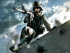 A scene from the video game 'Battlefield 3,' which hits stores Oct. 25.